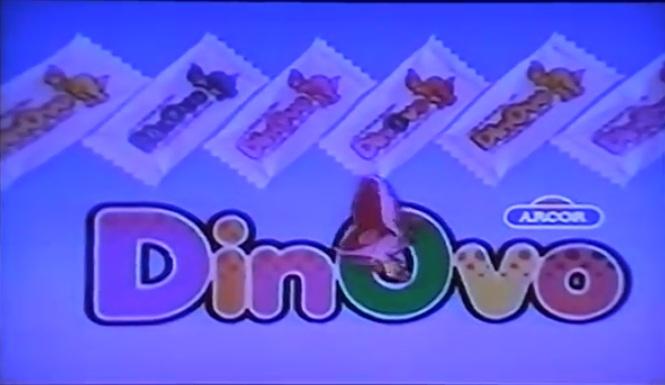 Antigua golosina Dinovo
