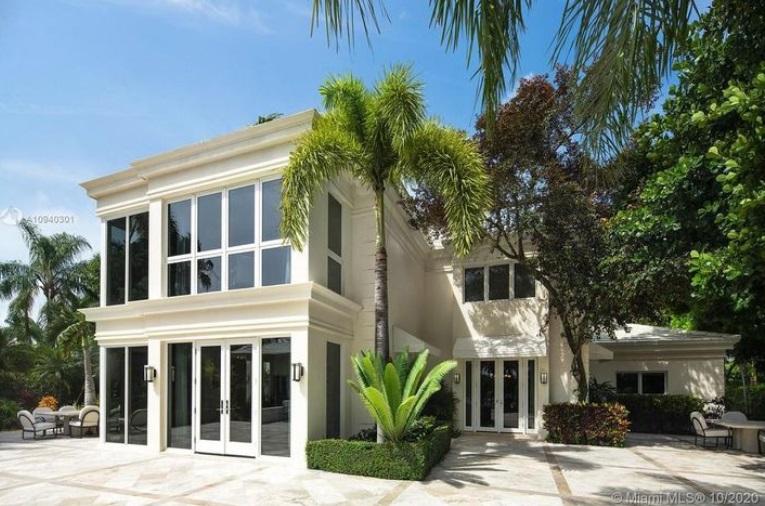 Esta es la mansión que Don Francisco puso a la venta en EE.UU.
